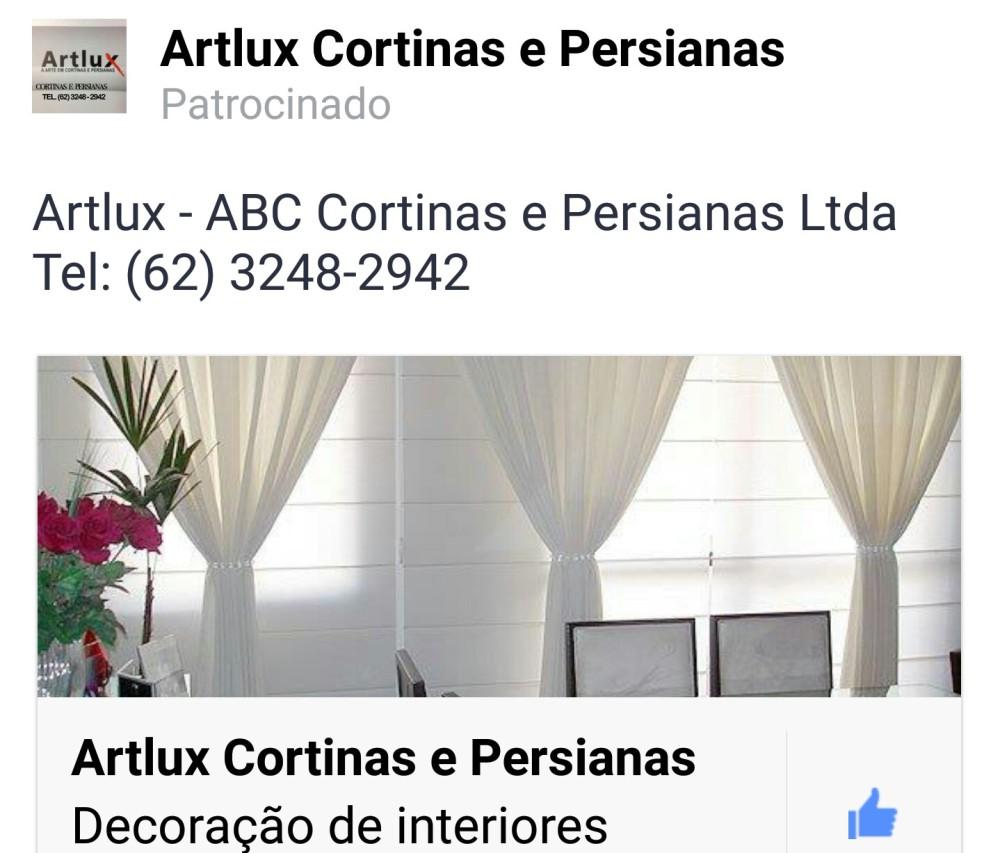 Cortinas em Goiânia - Artlux Cortinas