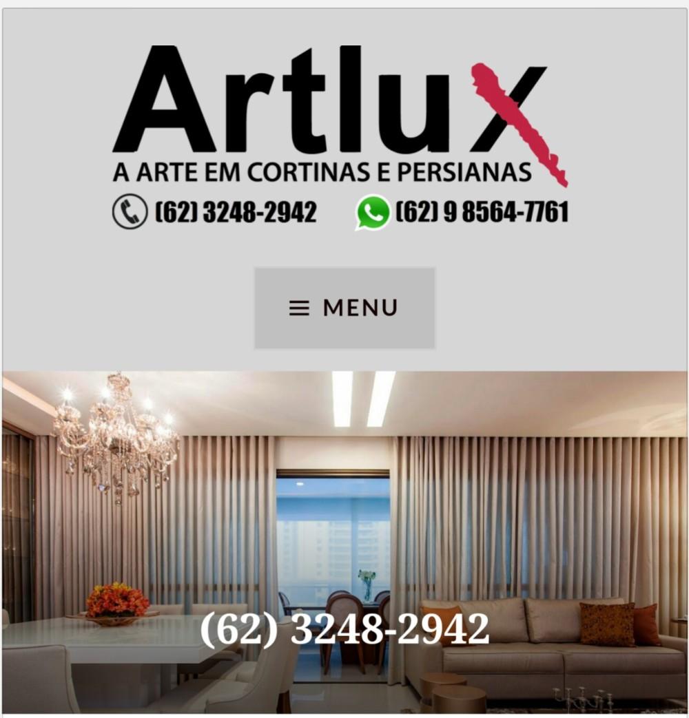 foto capa do SITE Artlux
