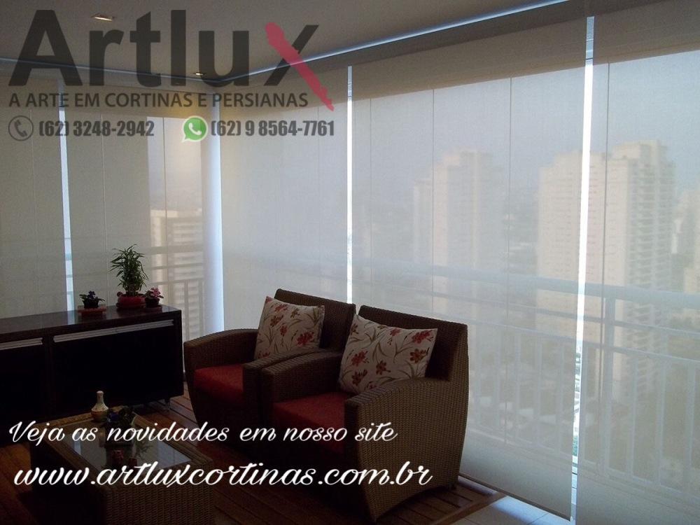 cortina rolo tela solar III