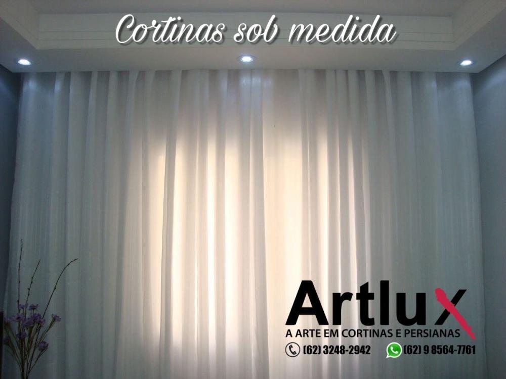 cortina de tecido com logomarca XV