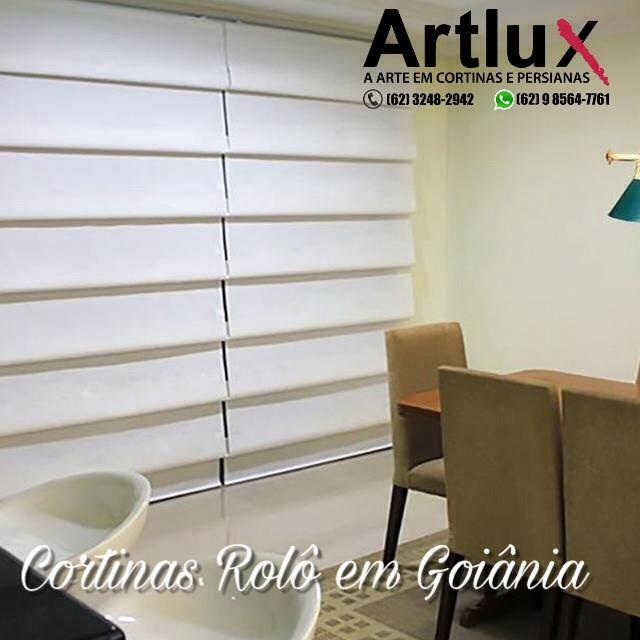 cortinas rolô II