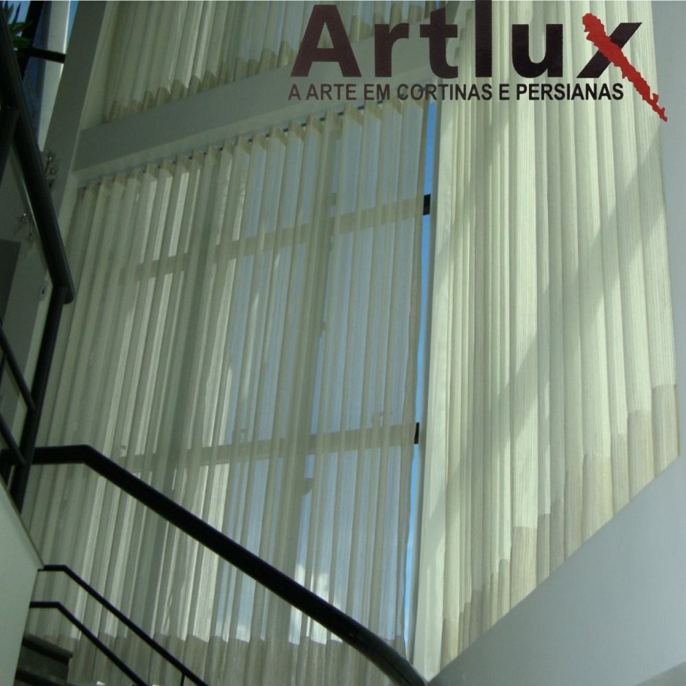 Cortina semi-automáticas Artlux