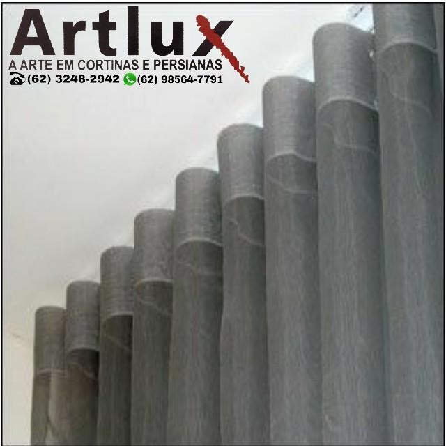 Artlux Cortinas tecido XVII