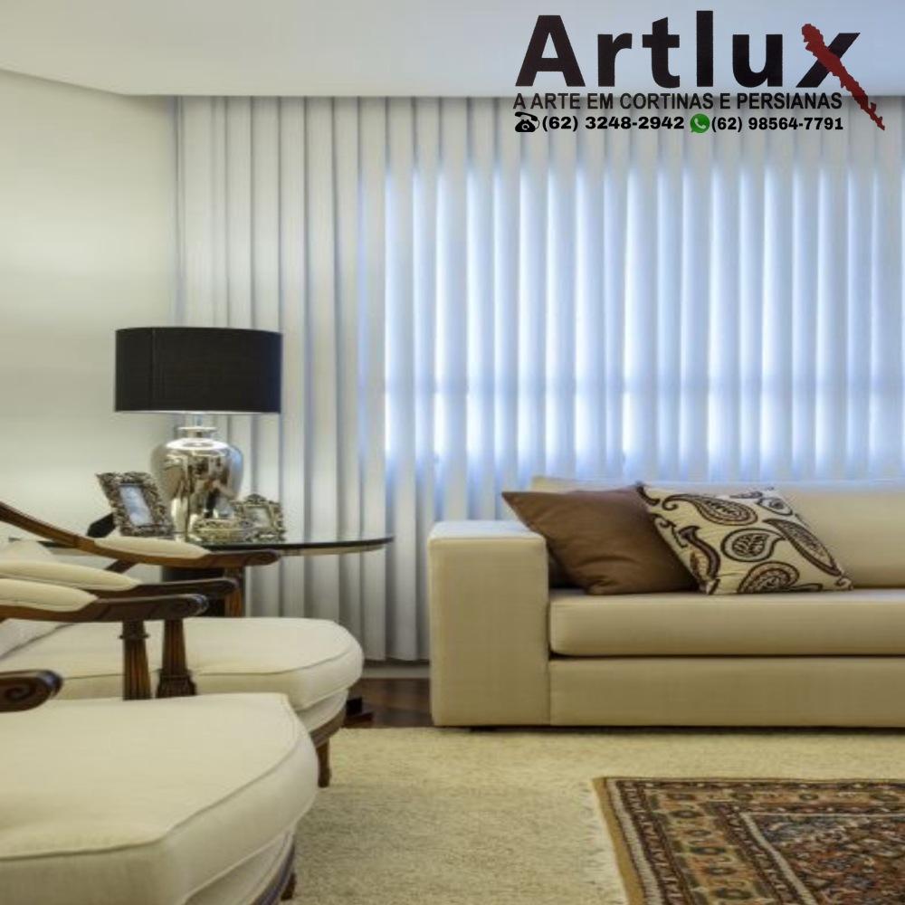 Tipos de Cortinas: Veja Fotos com Exemplos Práticos de cortinas modernas, Cortina em tecido sob medida, Cortinas em Goiânia