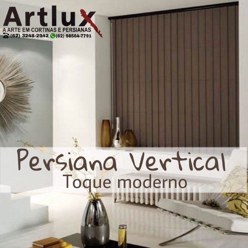 Persianas e Cortinas