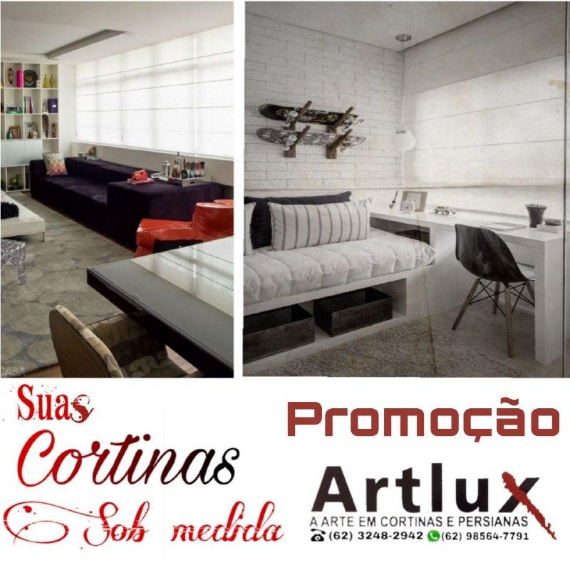 Cortinas Goiania - Sua Casa das Cortinas em Goiânia - Artlux