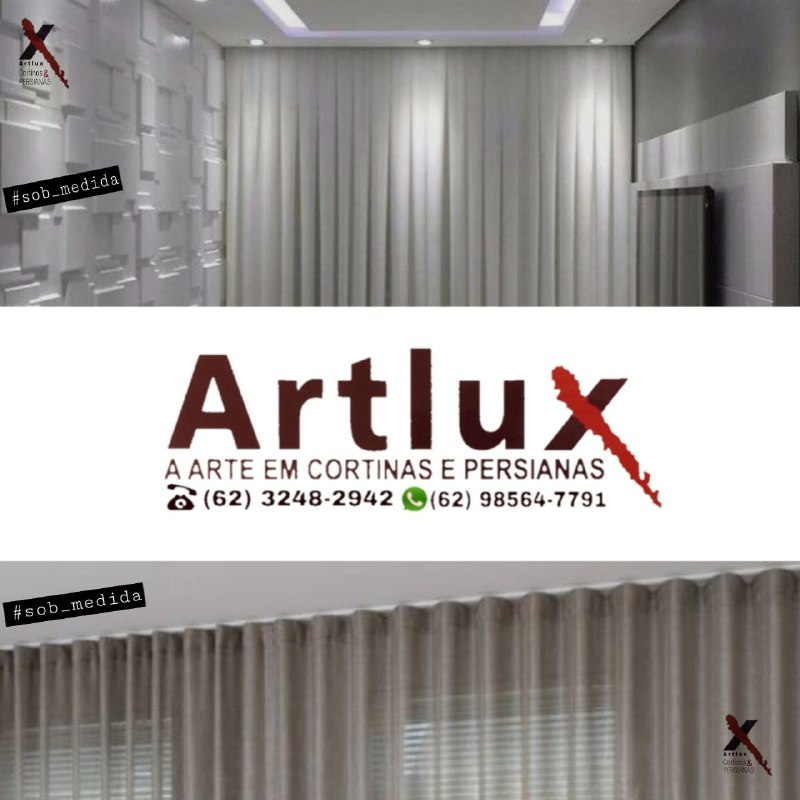 Artlux - Loja de Cortinas em Goiânia