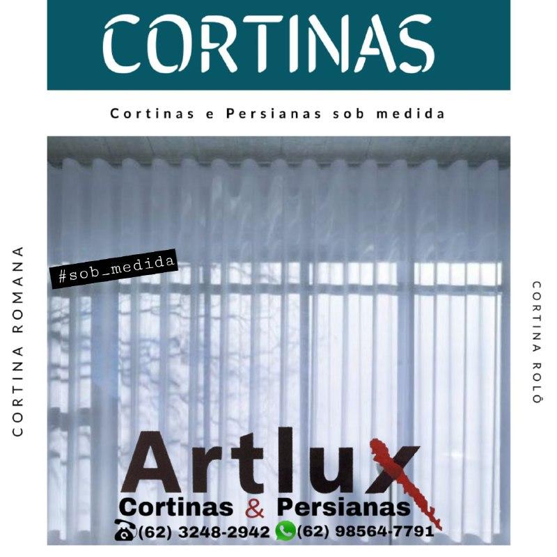 #Loja de Cortinas em Goiânia - Artlux