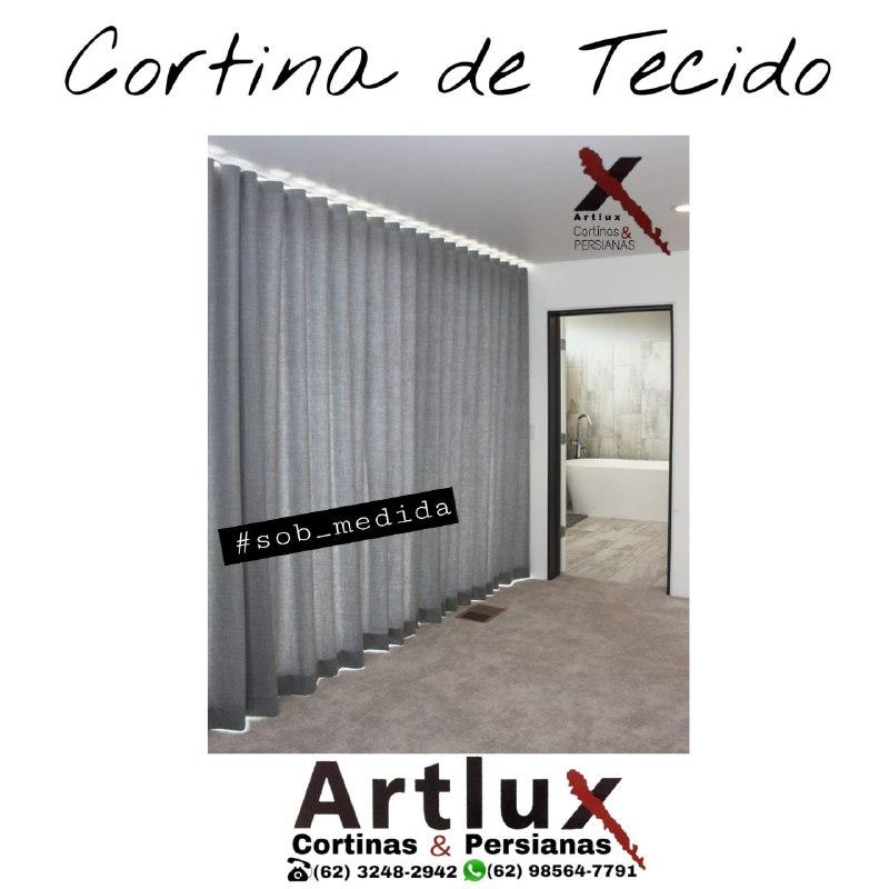 Modelo de cortinas modernas - Foto de Cortinas atuais