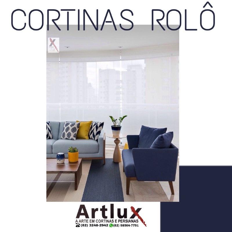 Home - Artlux - Cortinas e Persianas em Goiânia - GO