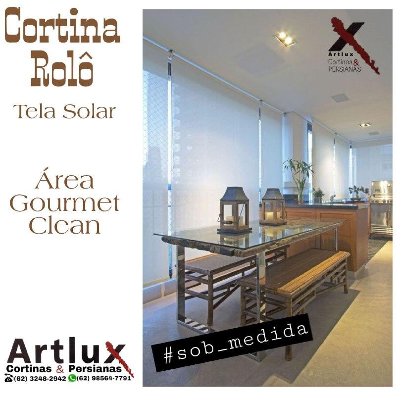 |||Cortinas Goiânia - Todos os modelos de Cortinas e Persianas - Artlux|||