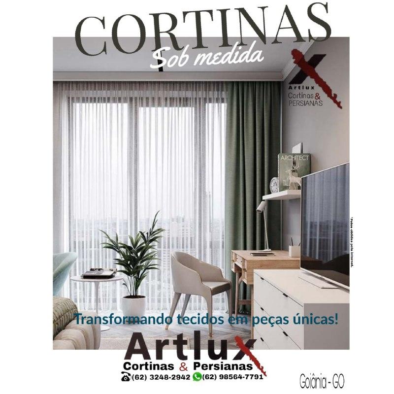 Dicas de Cortinas Artlux - Como escolher a cortina certa para a sala?