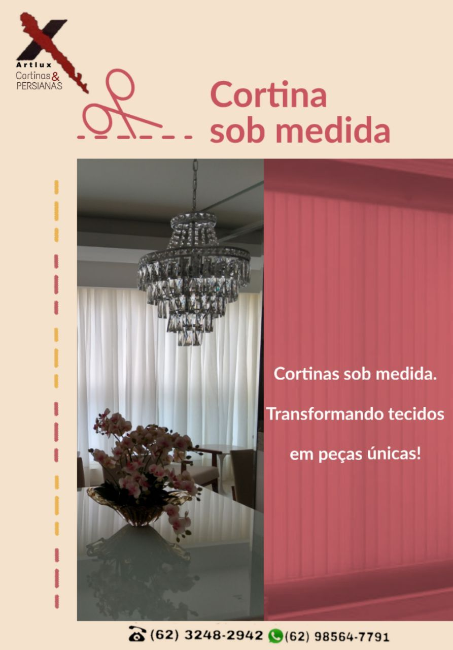 Artlux | Cortina, Persiana , Toldo | artluxcortinas.com.br