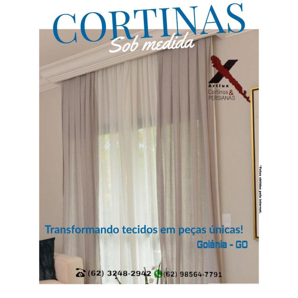 Ambientes com cortinas modernas - Cortinas de Tecido