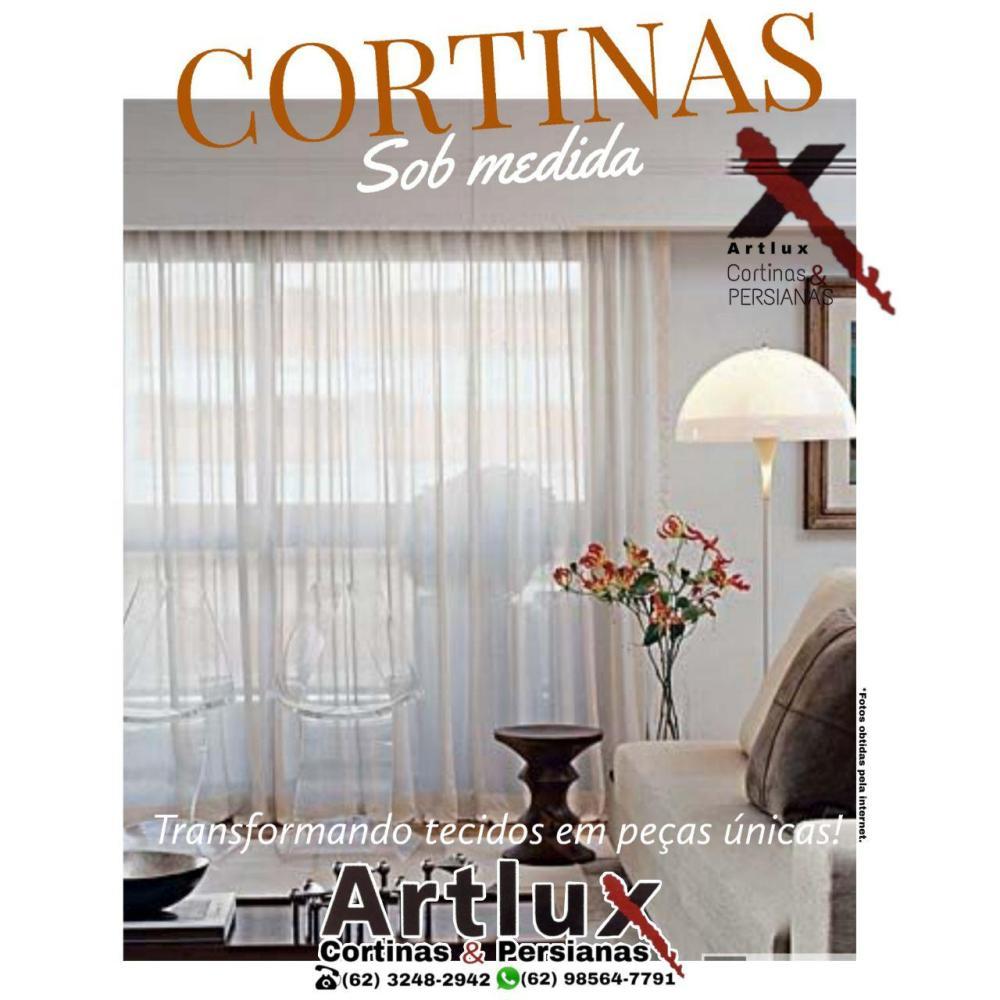 Cortinas | Artlux Cortinas em Goiânia - GO