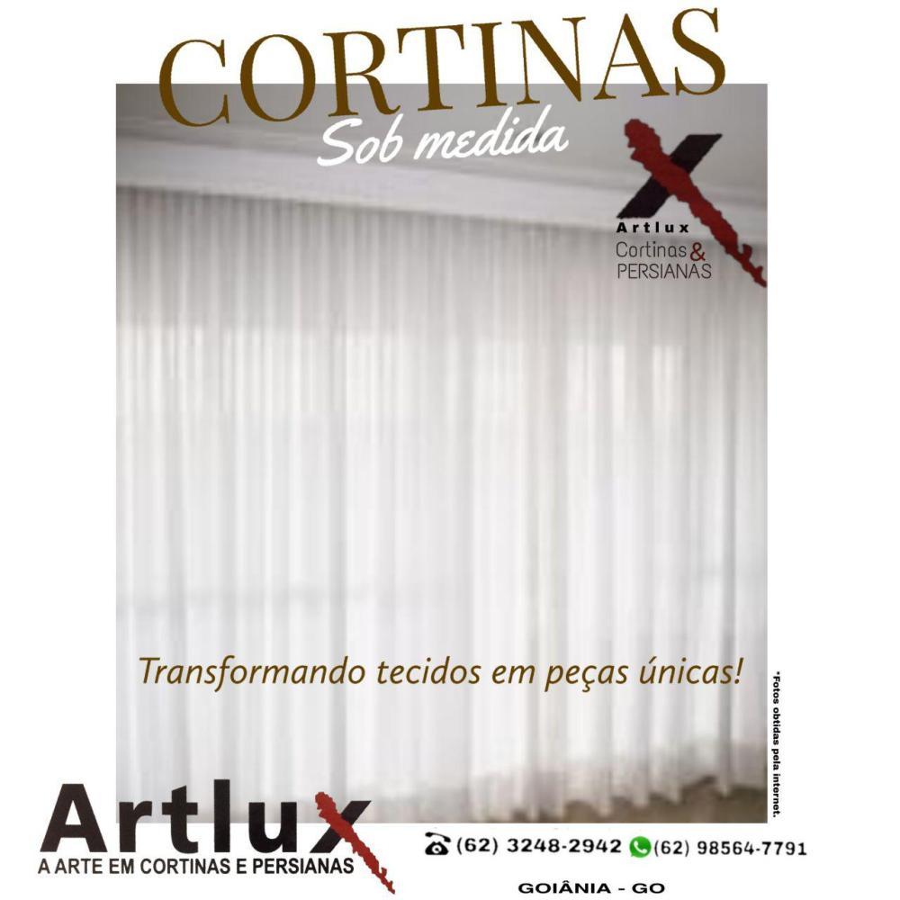 Cortinas e Persianas em Goiânia | Encontre aqui Artlux Cortinas
