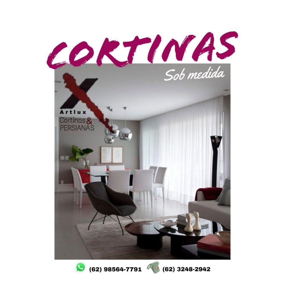 Cortinas em Goiânia | Goiás | Loja de Cortina Artlux