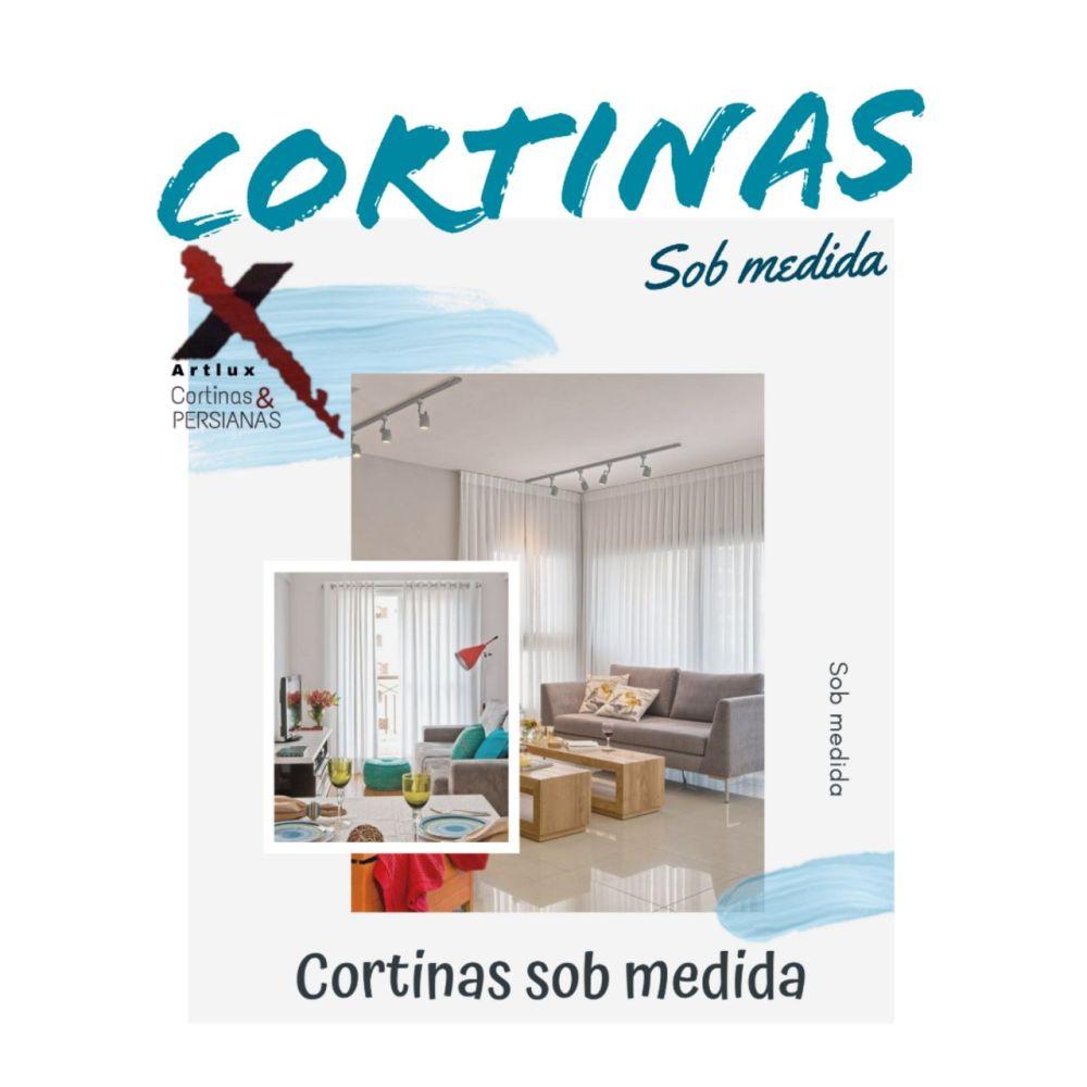 CORTINAS E PERSIANAS ARTLUX | Localizada em Goiânia