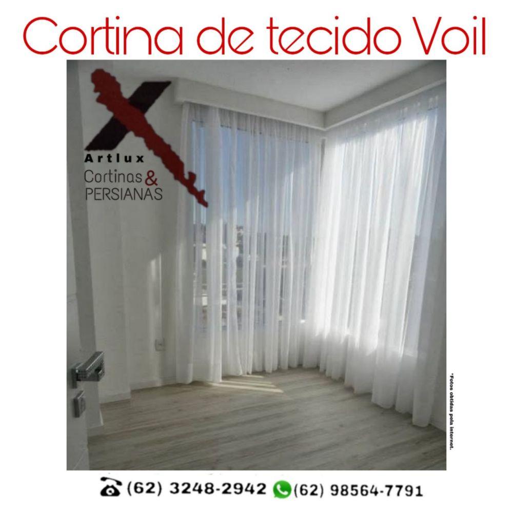 Qual o melhor tecido para cortina | Tecido Voil