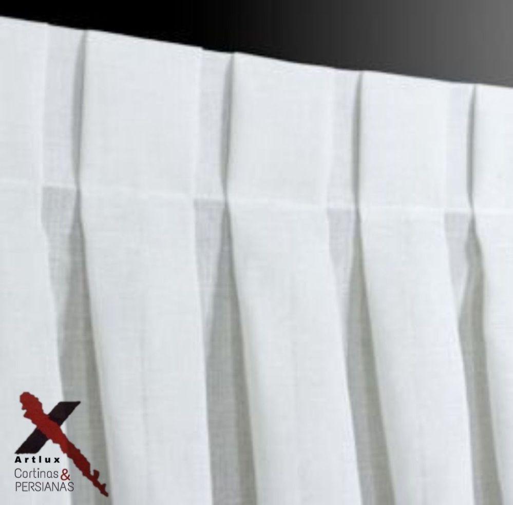 Como fazer pregas em cortina | Artlux Cortinas