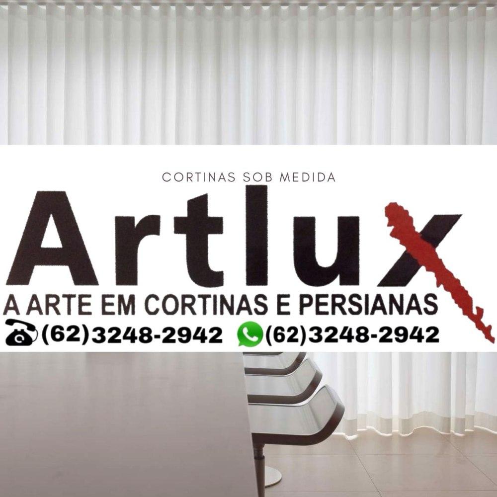 Artlux sua Casa das Cortinas | Goiânia